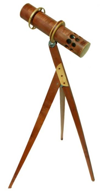 Freestanding Timber Kaleidoscope