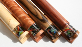 Tasmanian handcrafted kaleidoscopes are the perfect corporate gift