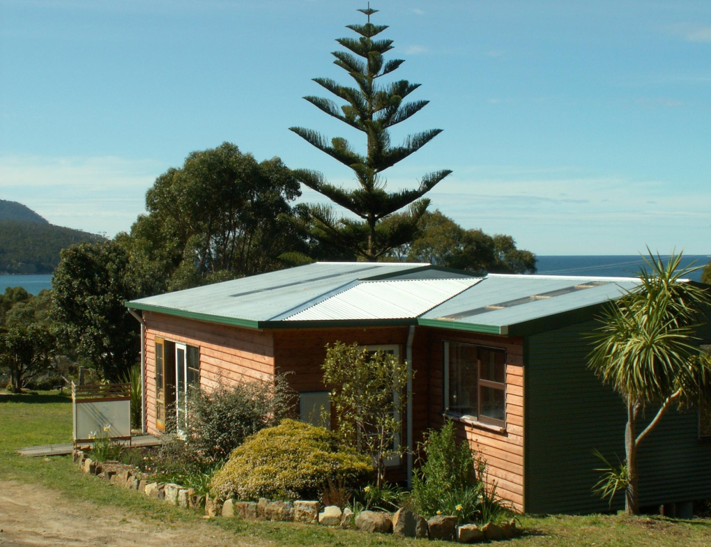 Our workshop situated on the Tasman Peninsula